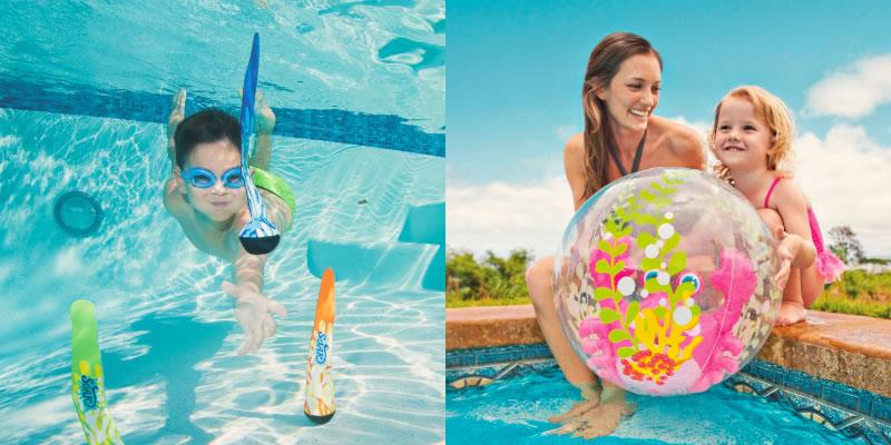 Pool Toys & Games