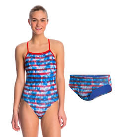 SPEEDO RED, BRIGHT AND BLUE COLLECTION