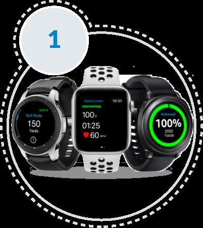 Get A Swim Tracking Device
