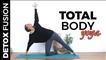 Day 5 - Full Body Yoga Flow | Kundalini, Vinyasa, Yin (30-min)