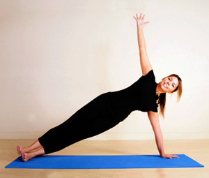 How to Do Side Plank Pose in Yoga