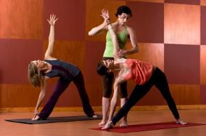 yoga sidebending poses for beginners