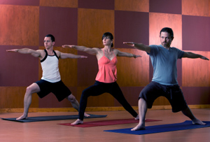 how to do warrior ii pose in yoga