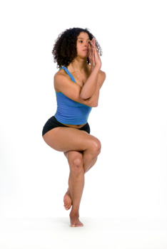 How To Do Eagle Pose In Yoga
