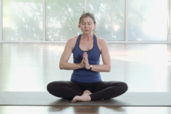 Yin Yoga for Stressful Time