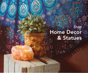 Shop Home Decor & Statues