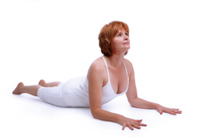 Image result for sphinx pose yoga