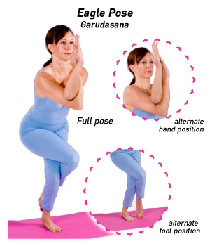 e4442b4e45f7e Begin standing in Mountain Pose (Tadasana), with your arms at your sides.