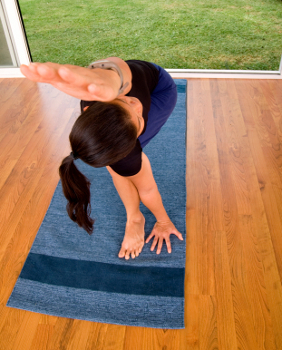 How To Do Revolved Side Angle Pose In Yoga