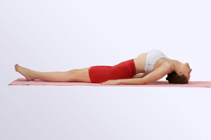 How To Do Fish Pose In Yoga