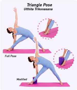 asanas para 2do o svadisthana chakra  haz del yoga tu