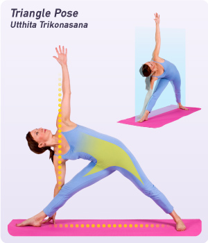 Begin Standing At The Top Of Your Mat With Feet Hip Distance Apart And Arms Sides To Pay Attention Breath