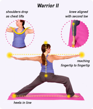 Leg Strengthening Yoga Poses For Beginners