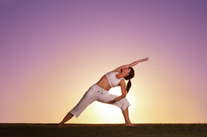 how to do extended side angle pose in yoga