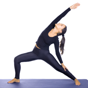 How To Do Reverse Warrior Pose In Yoga